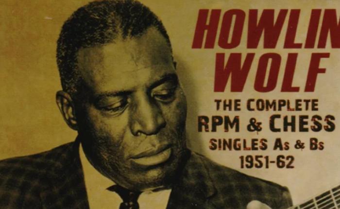 Howlin' Wolf (1910-1976)