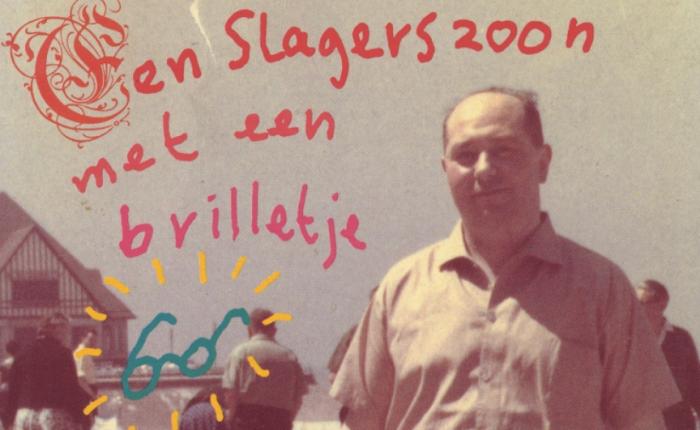 """35 jaar geleden: """"Een slagerszoon met een brilletje"""""""