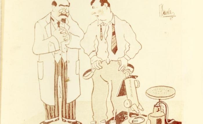 85 jaar geleden: de geboorte vanHumoradio
