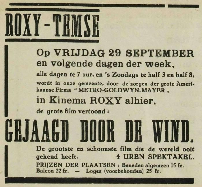 85 gejaagd door de wind