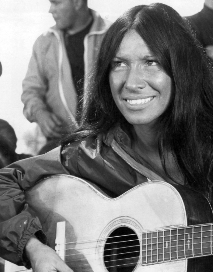 Buffy Sainte-Marie wordt 75…