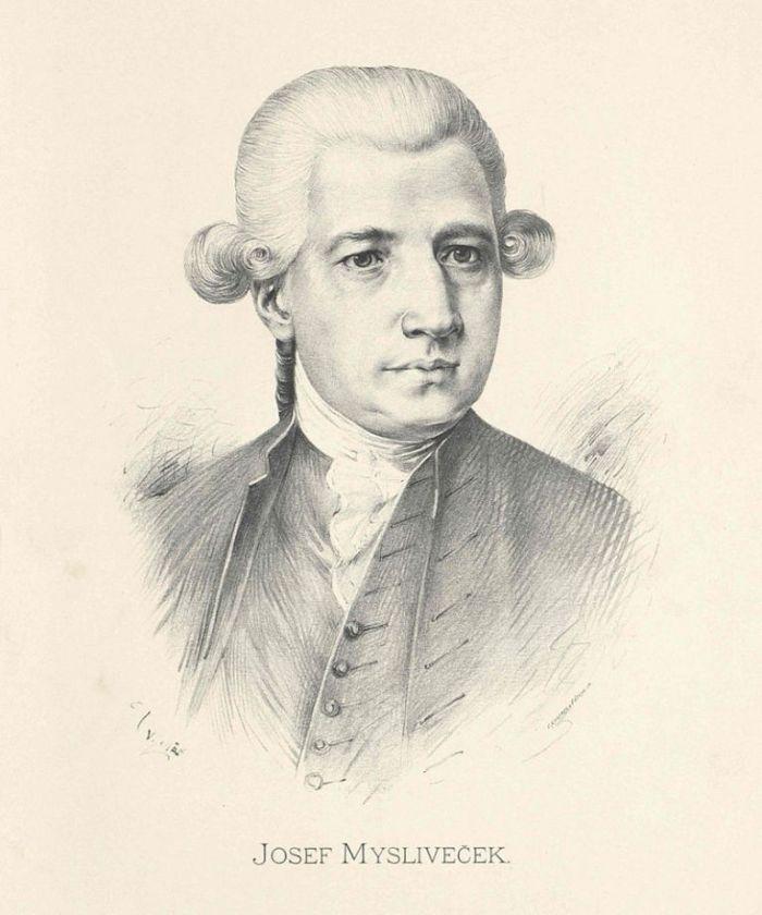 Josef Mysliveček (1737-1781)