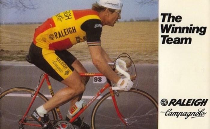 35 jaar geleden: Jan Raas wint de Omloop HetVolk