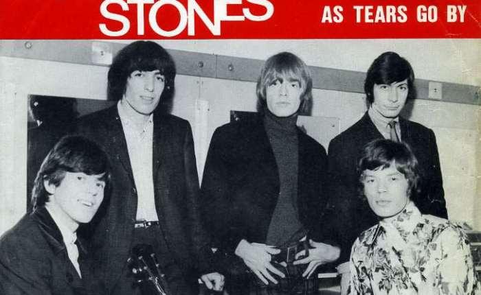"""55 jaar geleden: release van """"As tears goby"""""""