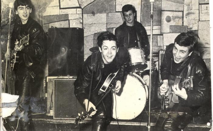 Zestig jaar geleden: eerste optreden van The Beatles in TheCavern
