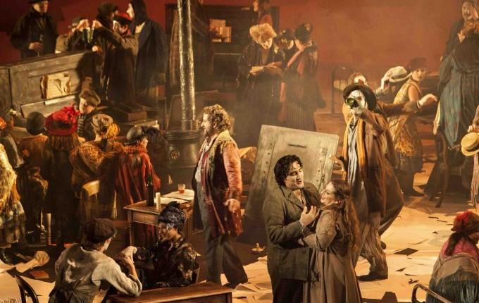 """125 jaar geleden: oerpremière van """"LaBohème"""""""