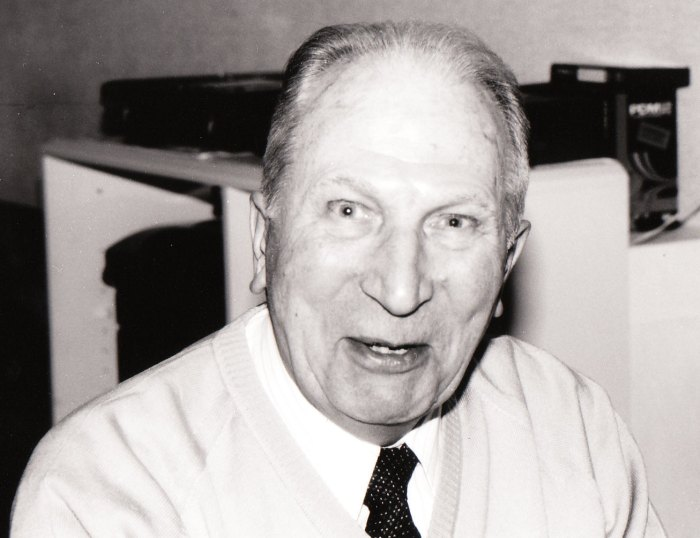 Albert De Schepper (1921-2012)