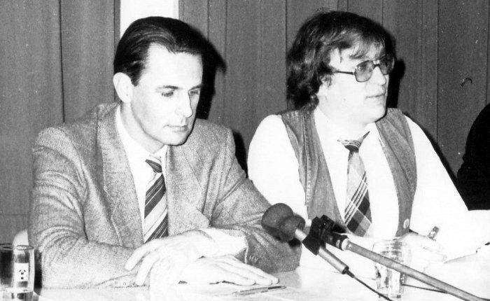 Twintig jaar geleden: Jacques Rogge volgt Samaranch op alsIOC-voorzitter