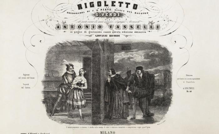 """170 jaar geleden: de creatie van """"Rigoletto"""""""