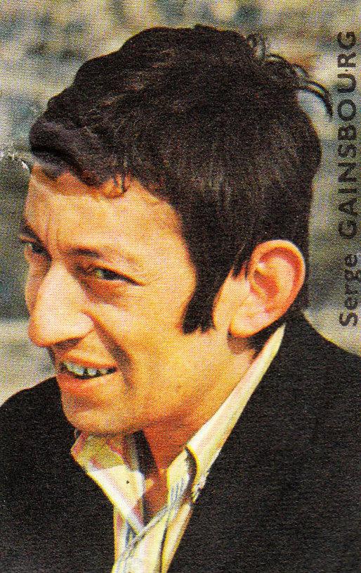 83 Serge Gainsbourg