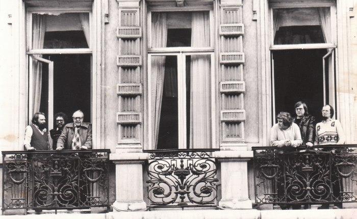 Veertig jaar geleden: De Rode Vaan verhuist naar deLemonnierlaan