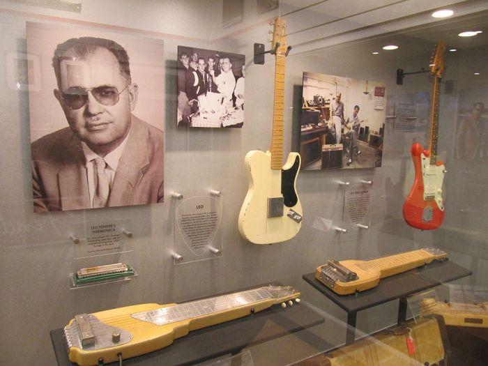 Leo Fender (1909-1991)