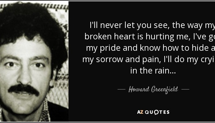 Howard Greenfield (1936-1986)