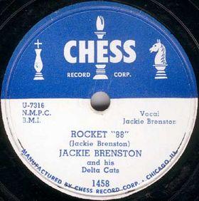 """65 jaar geleden: opname van """"Rocket88"""""""