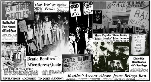 55 jaar geleden: Beatles populairder danChristus?
