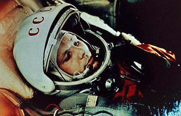 55 jaar geleden: Joeri Gagarin is de eerste mens in deruimte