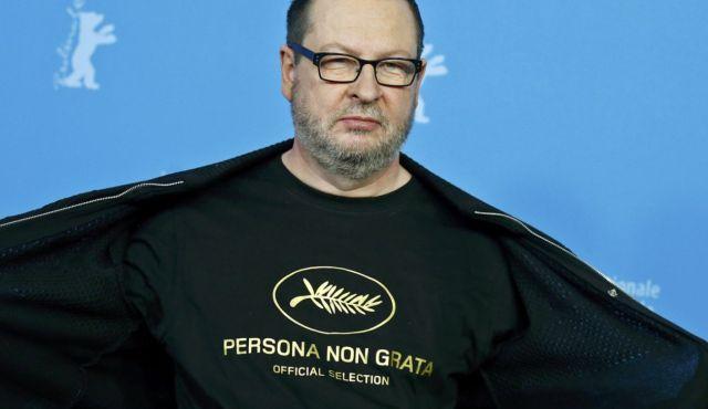 Lars von Trier wordt65…