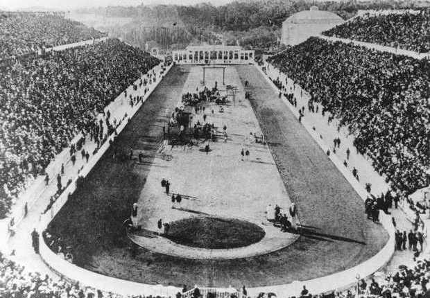 """125 jaar geleden: de eerste Olympische Spelen van de """"modernetijden"""""""
