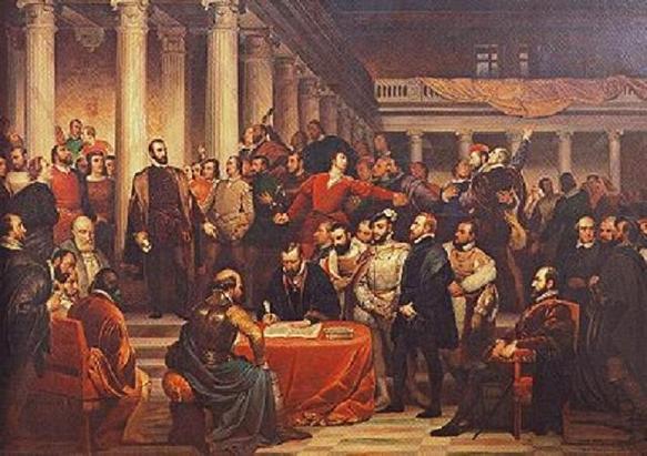 455 jaar geleden: het Eedverbond derEdelen