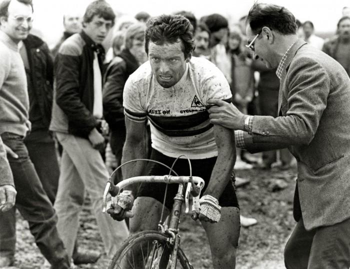 35 jaar geleden: Bernard Hinault wintParijs-Roubaix