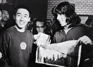Vijftig jaar geleden: de ping pongdiplomatie