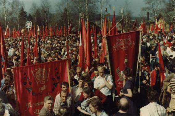 85 jaar geleden: vijf arbeiders doodgeschoten inAdalen