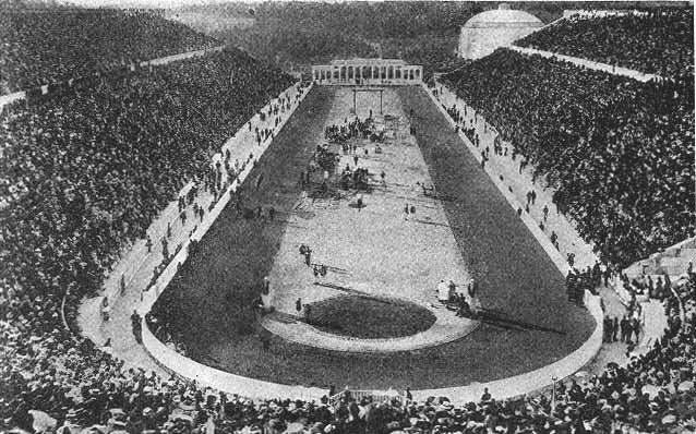115 jaar geleden: de niet-erkende Olympische Spelen vanAthene