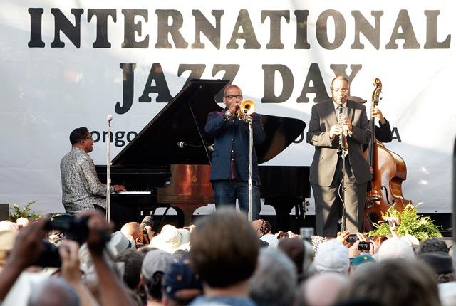 105 jaar geleden werd jazz officieel erkend(?)