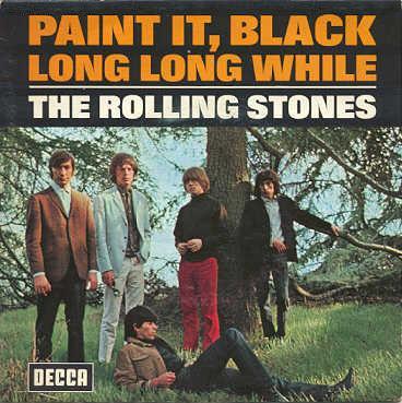 """Vijftig jaar geleden: """"Paint itblack"""""""