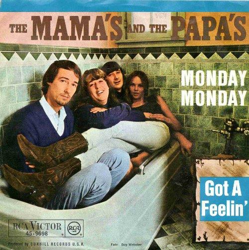 """Vijftig jaar geleden: """"Monday, monday"""" op nummeréén"""