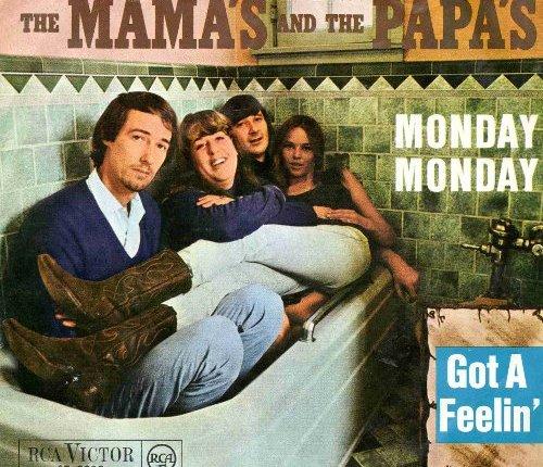 "55 jaar geleden: ""Monday, monday"" op nummeréén"