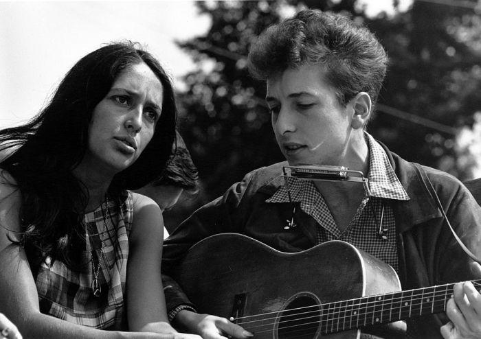 Bob Dylan wordt75…