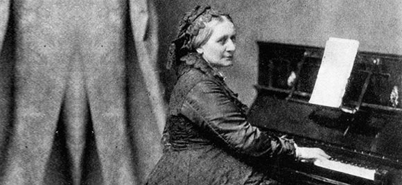 Clara Wieck (1819-1896)