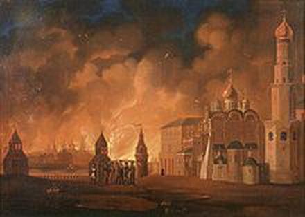 445 jaar geleden: de Krimtataren steken Moscou inbrand