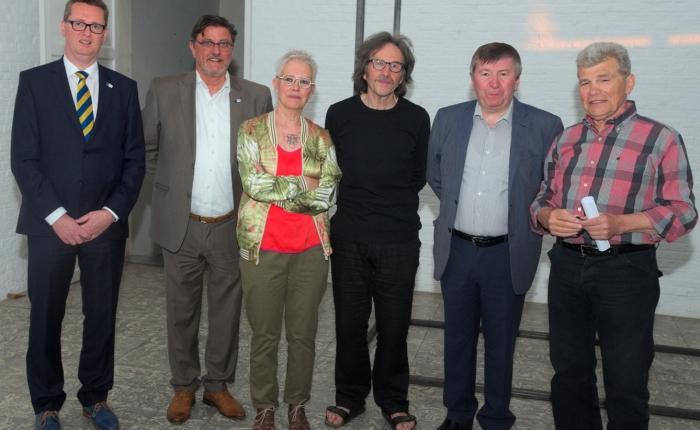 Vijf jaar geleden: expo en performance van Mir Van Nyvelseel en PatRiské