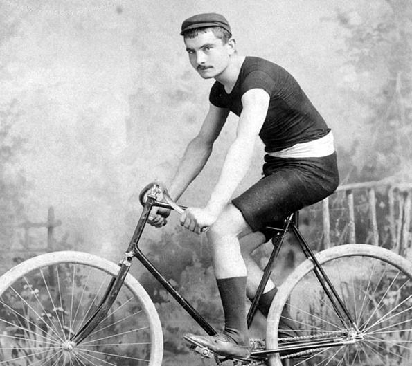 120 jaar geleden: de Brit Arthur Linton wintBordeaux-Parijs