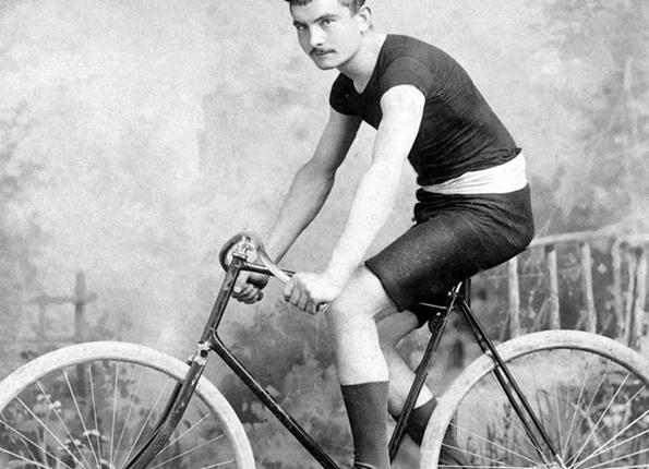 125 jaar geleden: de Brit Arthur Linton wintBordeaux-Parijs