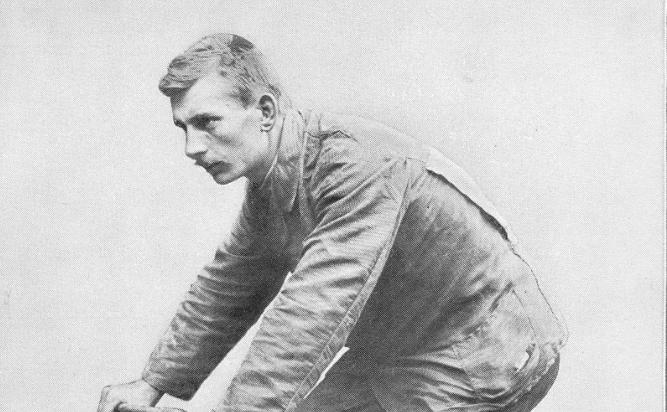 110 jaar geleden: Hans Ludwig wint de eerste DeutschlandRundfahrt