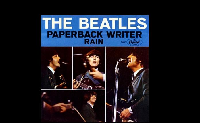 """55 jaar geleden: """"Paperback writer""""opgenomen"""
