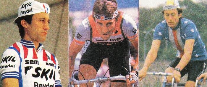 35 jaar geleden: Jonathan Boyer is de eerste Amerikaan aan de start van deTour