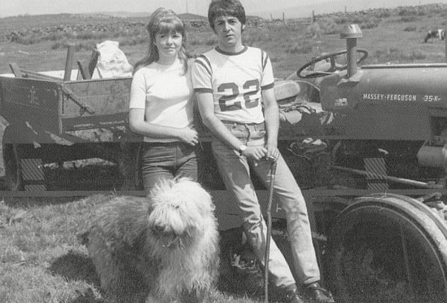 Vijftig jaar geleden: Paul McCartney koopt boerderij inKintyre