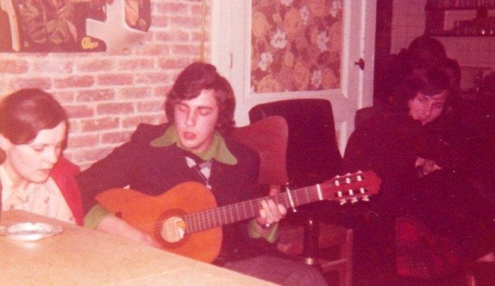 25 jaar geleden: Walter Cantens in de VTM-SoundmixShow