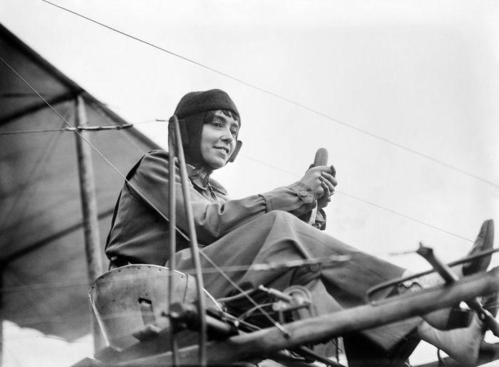 Hélène Dutrieu (1877-1961)