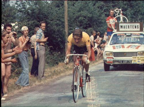 Veertig jaar geleden: Freddy Maertens wintTourproloog