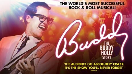 """25 jaar geleden: de musical """"Buddy"""""""
