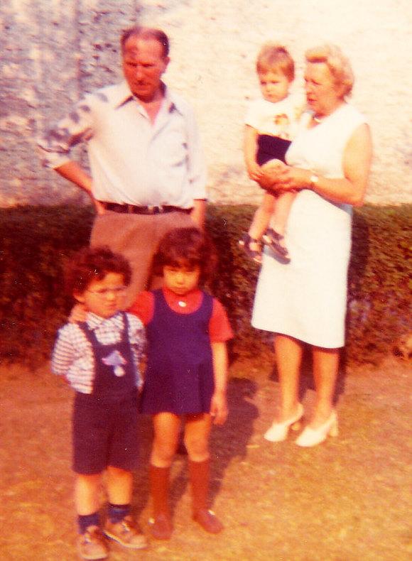 99 Abdel, Ouarda, Roddy, mijn ouders