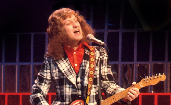 Noddy Holder wordt zeventig