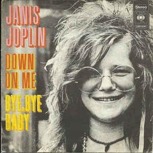 55 jaar geleden: eerste rockoptreden van JanisJoplin