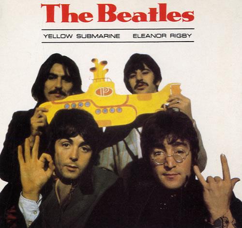 """Vijftig jaar geleden: dolle pret met """"Yellow submarine"""""""