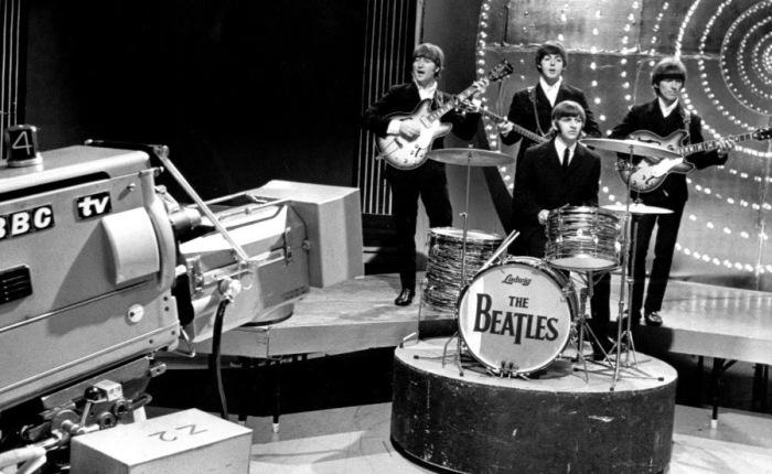 55 jaar geleden: enig live-optreden van The Beatles in Top of thePops